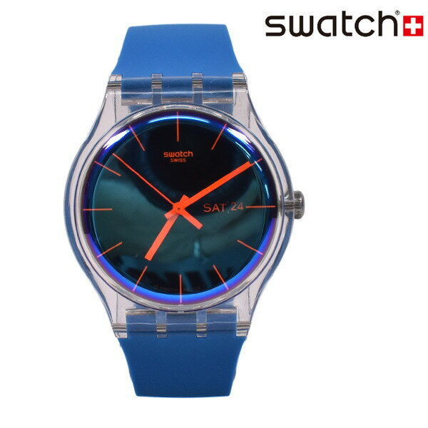 Swatch PolaBlue SUOK711