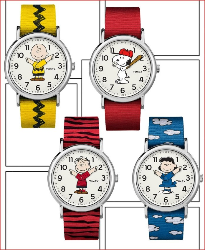 Timex Weekender Snoopy Watch Peanuts Collection