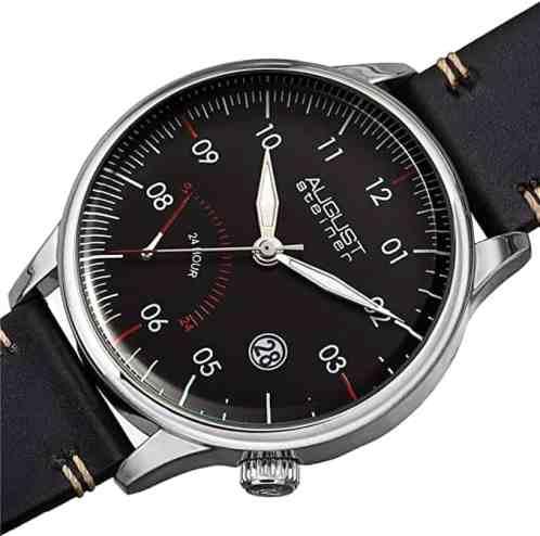 August Steiner AS8285 Race-Car Inspired Watch