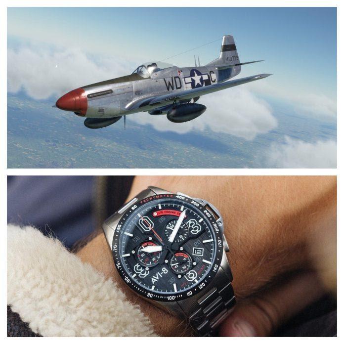 Best Pilot Watch - Blakeslee Chronograph Legion