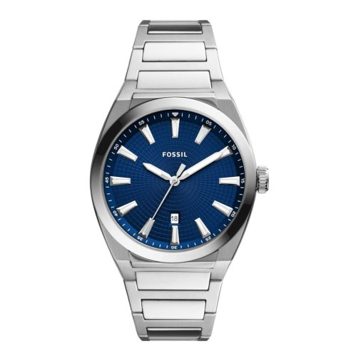 Fossil Everett Men's Stainless Steel Watch