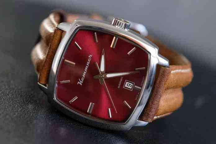 Kemmner Tonneau square watches