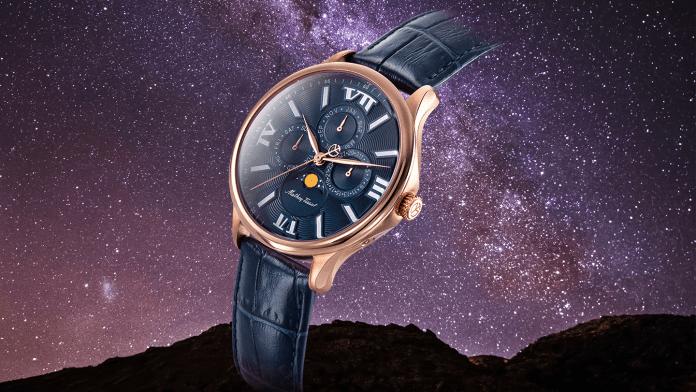 Mathey Tissot Watch Materials