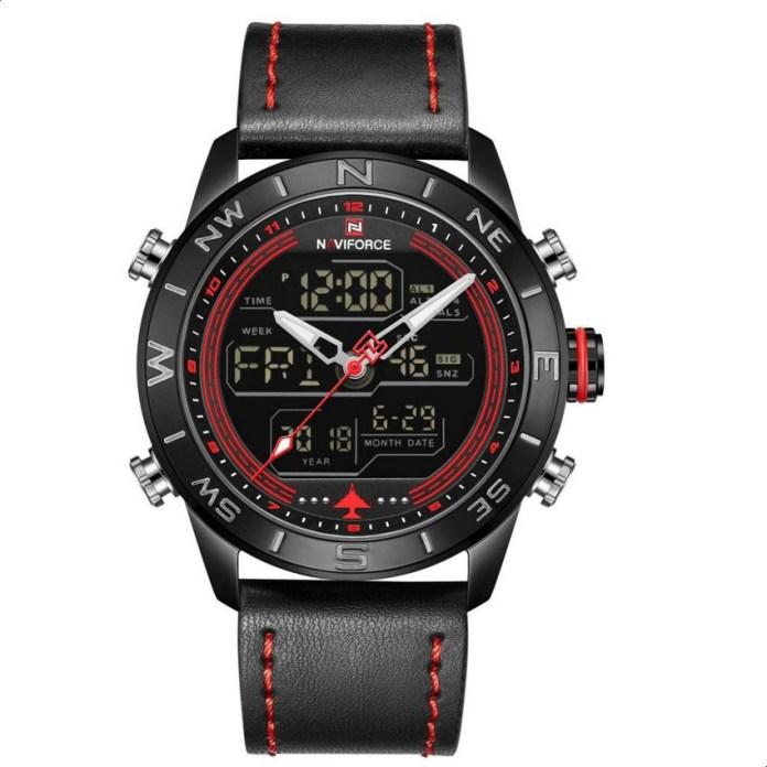 Naviforce Analog Digital watch NF-9134