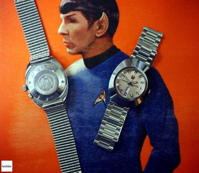 Rado Original DiaStar ceramic watch