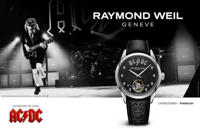 Raymond Weil Freelancer AC⚡DC Review