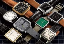 Square watches - From Affordable to Untouchable