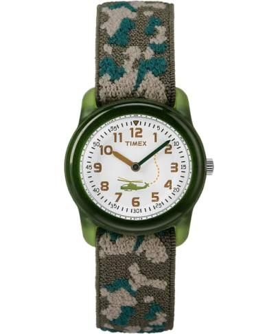 Timex Time Machines Green Camo
