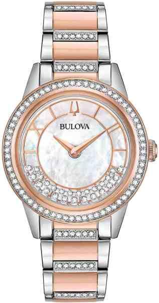 Turnstyle 98L246 Bulova Women's Watch