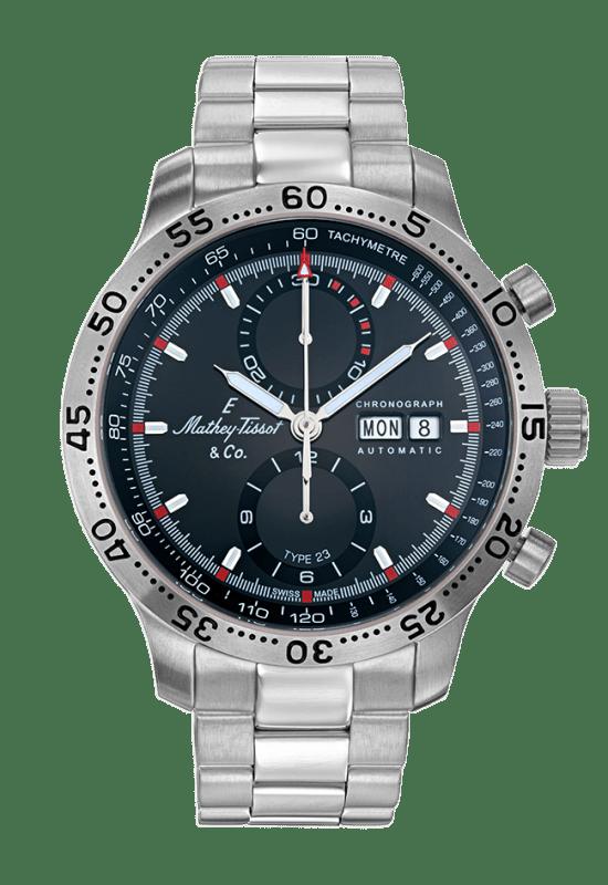 Type 23 Chrono Automatic Mathey Tissot watch