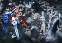 Watch Review: Swatch Space Collection