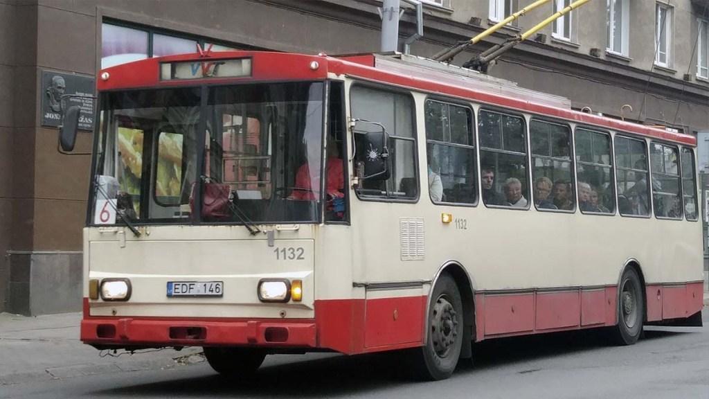 Trollebus Vilnius
