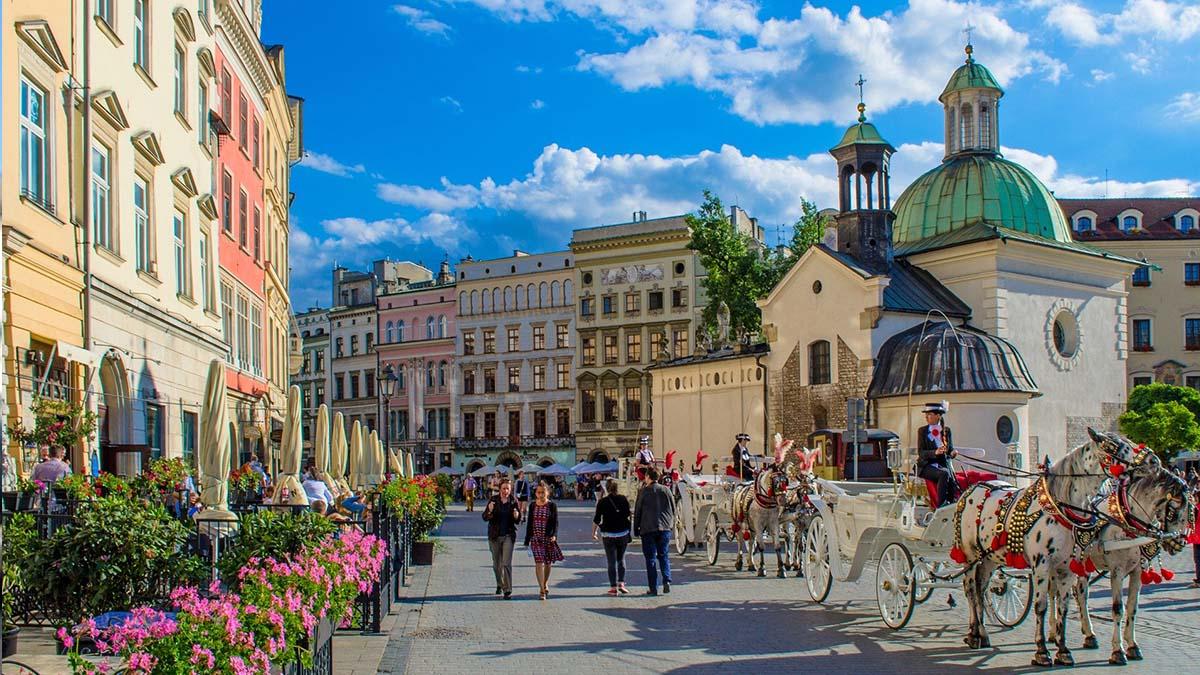 Centro Cracovia