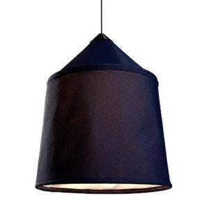 lampara de techo jaima azul