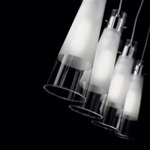 Ejemplo Lámpara de techo Kuky 4L