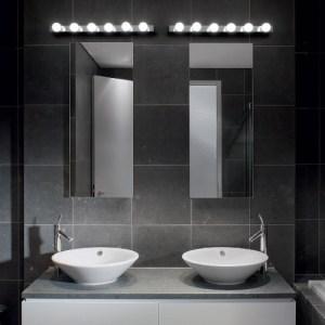 ejemplo Regleta Privè 8 luces