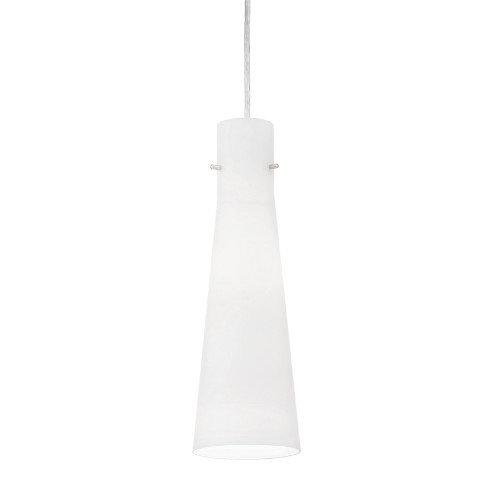 Lámpara de techo Kuky 1l blanco