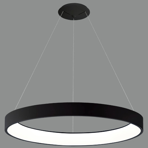 Colgante Dilga 168w 135cm negro