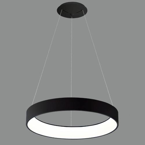 Colgante Dilga 126w 90cm negro