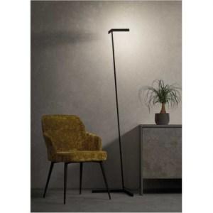 ejemplo Lámpara de pie Vector