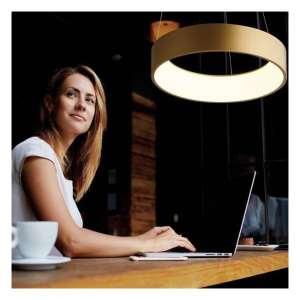 Ejemplo Lámpara de techo Anneau d´or