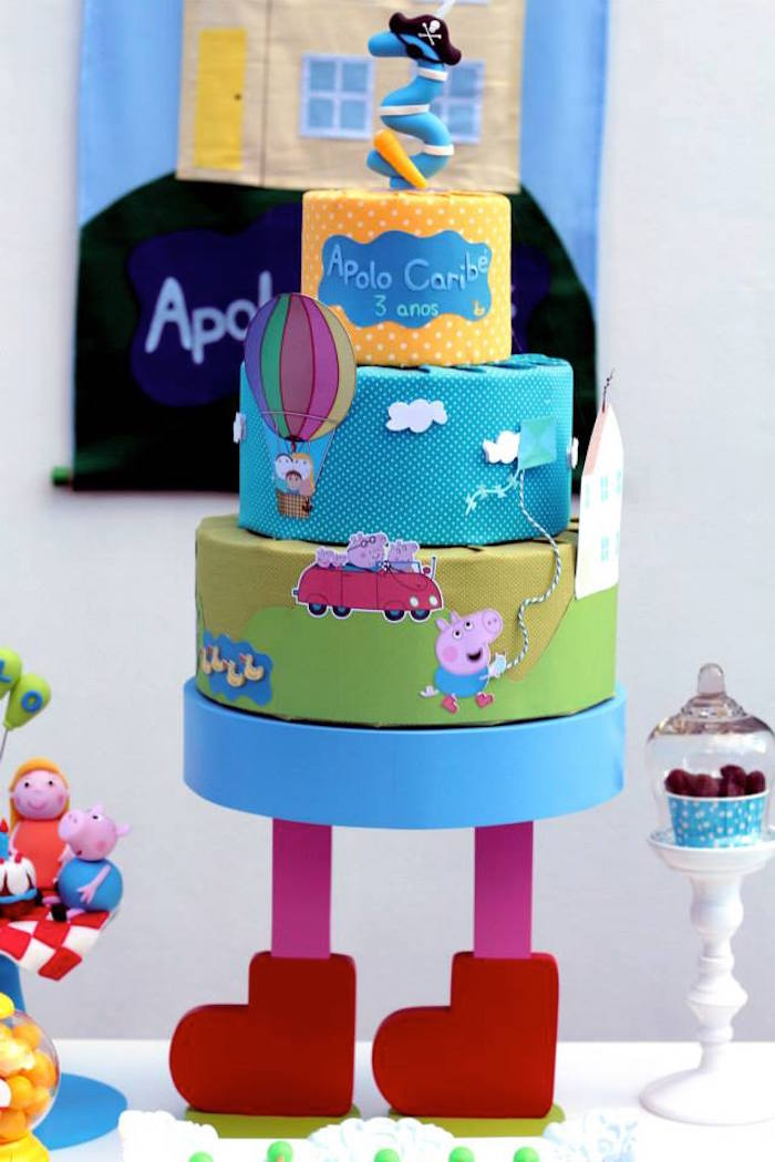 86c7b9cfa Peppa-Pig-Birthday-Party-via-Karas-Party-Ideas-