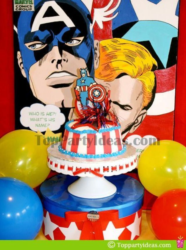 CaptainAmericaBirthday2