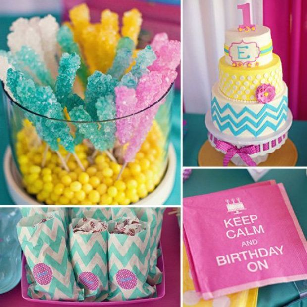 Chevron-Candy-Colored-Birthday-Party