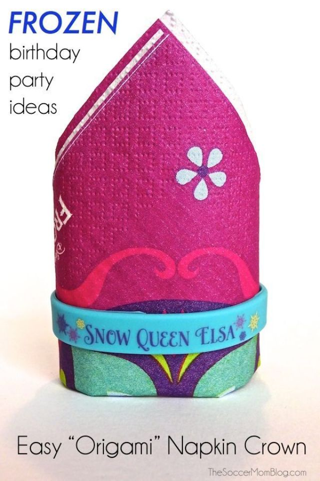 FROZEN-birthday-party-napkin-crown