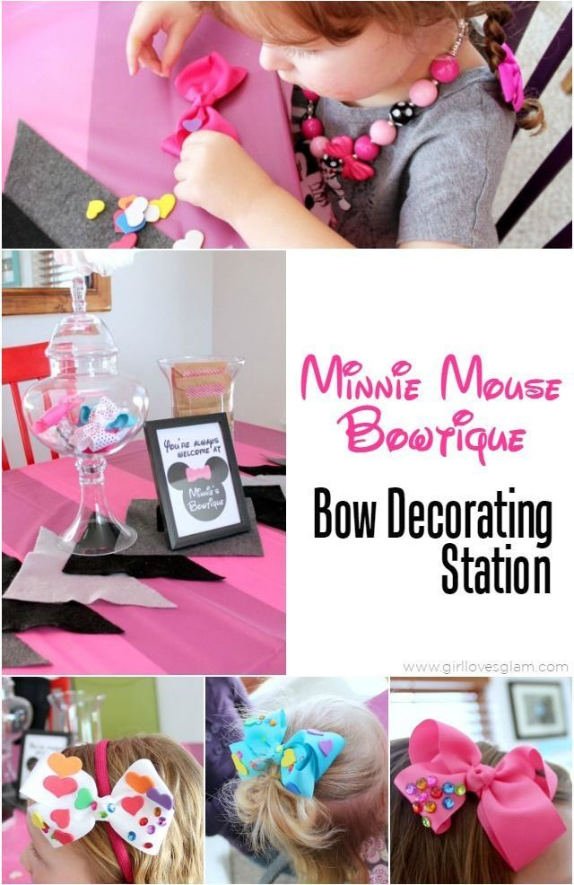 Minnie-Mouse-Bowtique-Bow-Decorating-Station