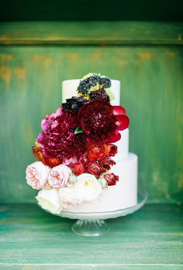 Floral-Wedding-Cakes-Refresh-Shea-Christine-Photography-02