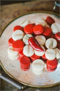 red-and-white-macaroons