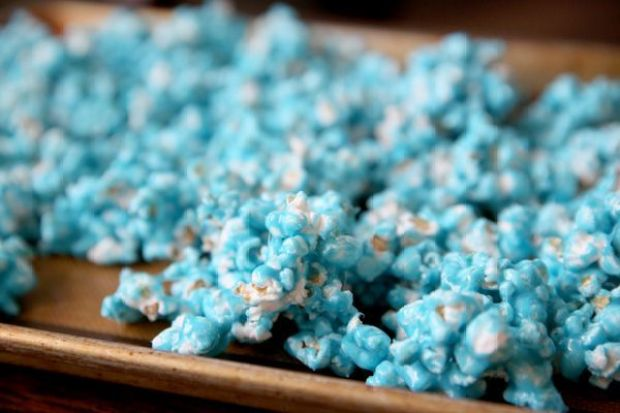 Blue-Popcorn
