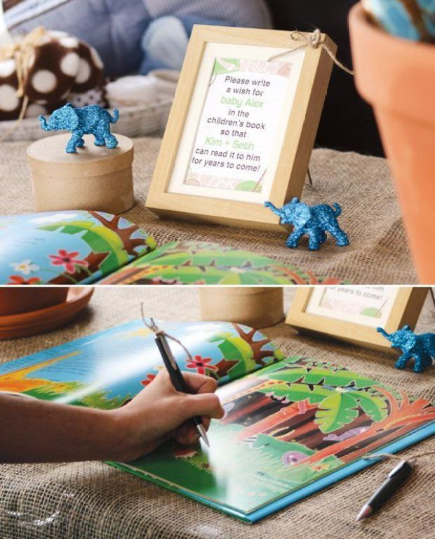 safari-jungle-baby-shower-guest-book