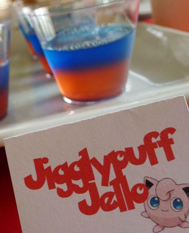 Food Jigglypuff Jello