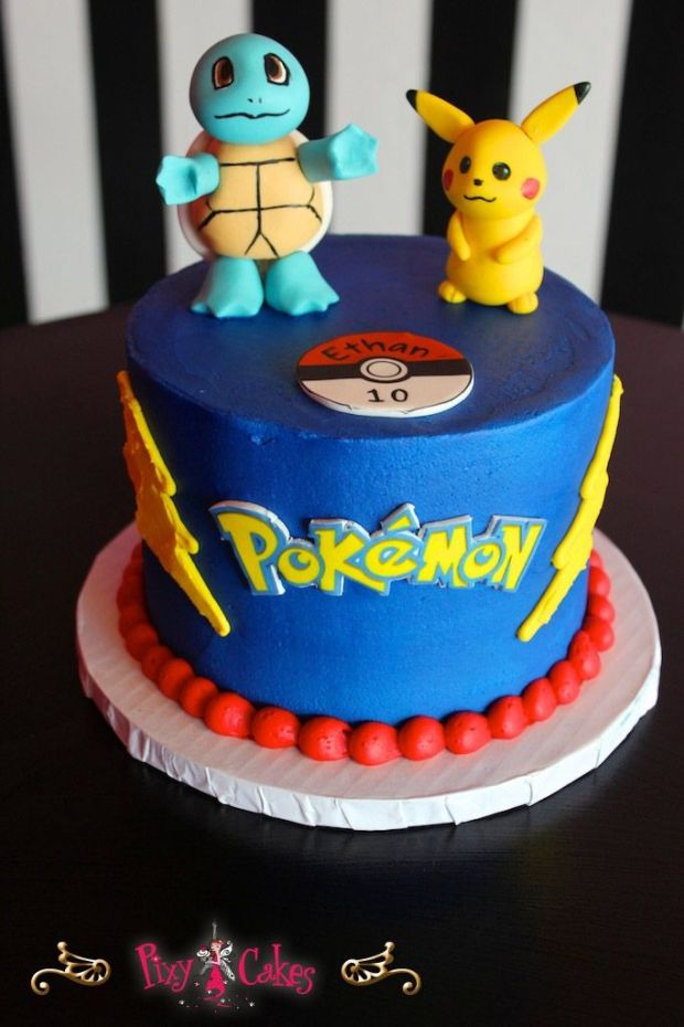 pixy-cakes-birthday-cake-boy-pokemon-blue-fondant-figurines-1-tier-intended-for-pokemon-birthday-cake-decorations-pokemon-birthday-cake-decorations-with-regard-to-inviting.jpg