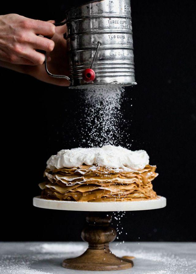bananas-foster-dulce-de-leche-crepe-cake-broma-bakery