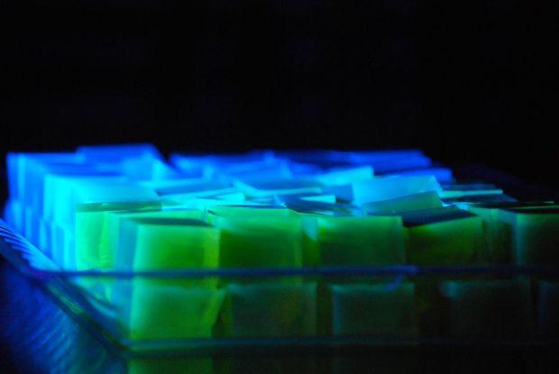 Glow in the Dark Jello 5