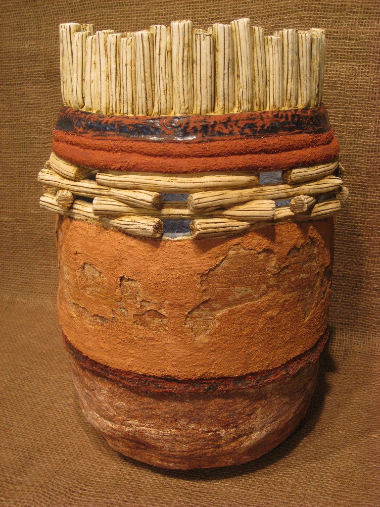 Luz Angela Crawford - Earthy Pot