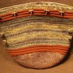 Luz Angela Crawford - Clay Woven Bag