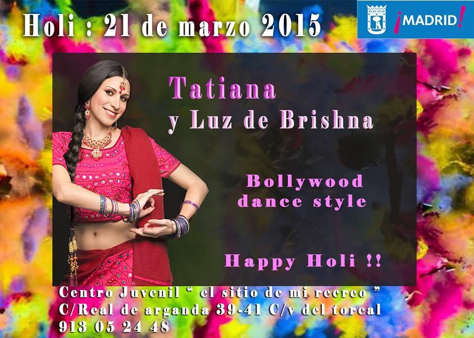 Fiesta de Holi 2015