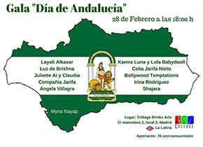 Gala Día de Andalucía