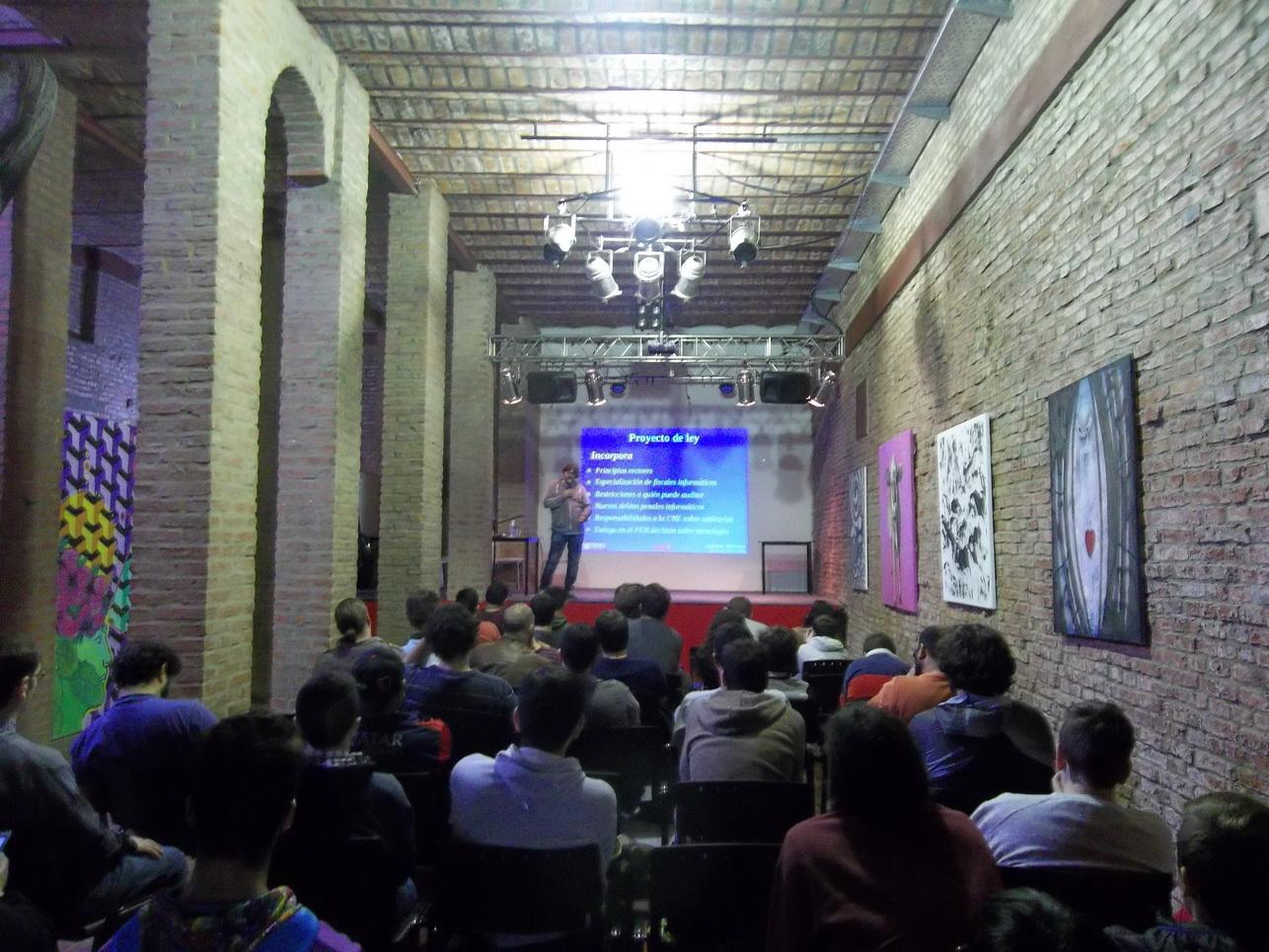 #FLISOL SANTA FE| EL EXITO DEL SOFTWARE LIBRE
