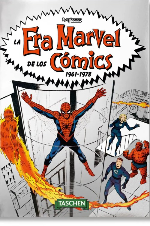 ERA MARVEL DE LOS COMICS 1961 1978 40 YEARS