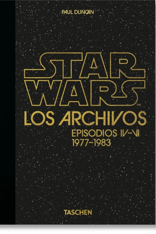 ARCHIVOS DE STAR WARS 1977 1983 40TH ANNIVERSARY