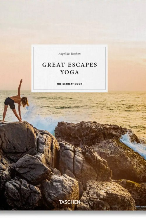 GREAT ESCAPES YOGA THE RETREAT BOOK 2020