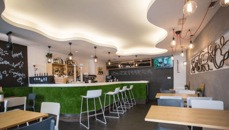Cafeteria Centro Coruña