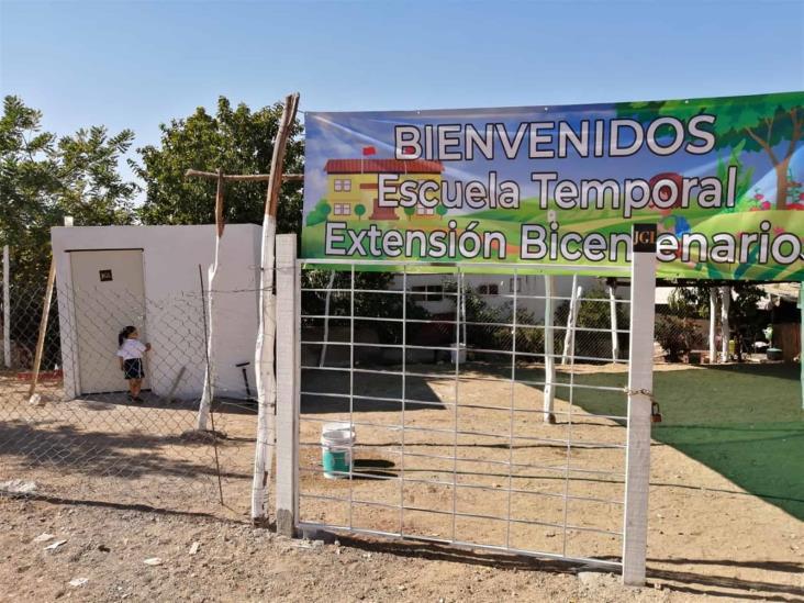 Hijos de El Chapo Guzmán construyen escuela para estudiantes de bajos recursos