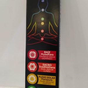 sahumerios 7 chakras iluminarte tienda luz holistica feng shui esoteica santeria