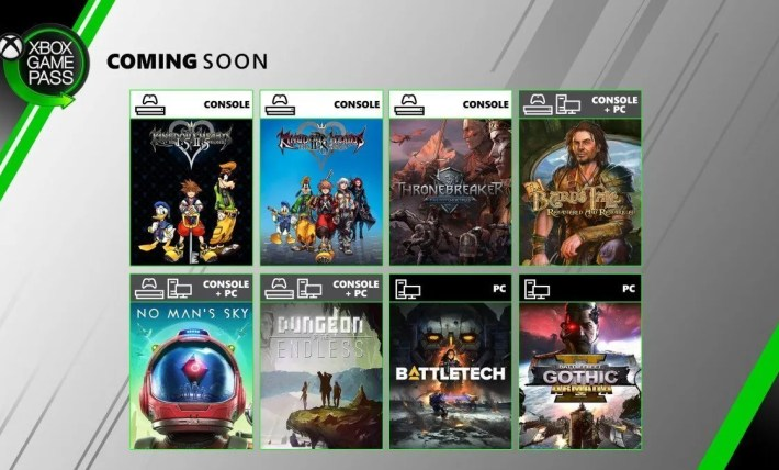 xbox game pass june